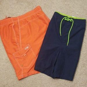 🐸 mens water shorts